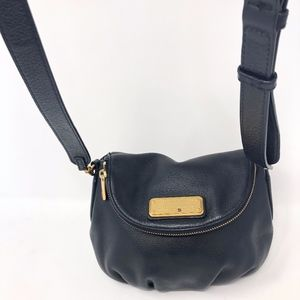 Black Marc by Marc Jacobs Leather Crossbody
